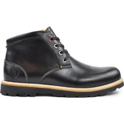 Men's Boston Boot Co. Commonwealth Boot Black Leather