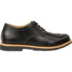 Men's Boston Boot Co. Exeter Oxford Black Leather