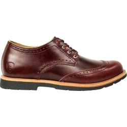 Men's Boston Boot Co. Exeter Oxford Cordovan Leather