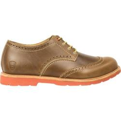 Men's Boston Boot Co. Exeter Oxford Natural Leather