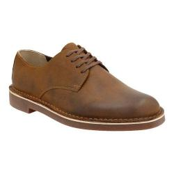 Men's Clarks Bushacre Move Oxford Beeswax Full Grain Leather