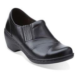 Women's Clarks Channing Essa Black Leather