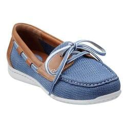 Women's Clarks Cliffrose Sail Blue Nubuck
