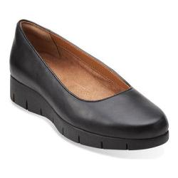 Women's Clarks Daelyn Towne Black Leather