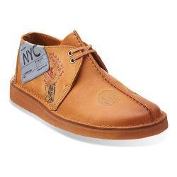Men's Clarks Desert Trek Boot Travel Trek Leather