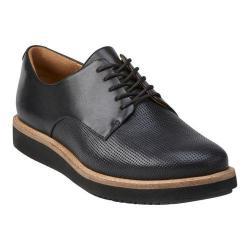 Women's Clarks Glick Darby Lace Up Shoe Black Full Grain Leather