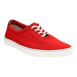 Men's Clarks Gosling Walk Sneaker Red Synthetic