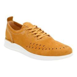 Men's Clarks Jacobee Lo Sneaker Bronze/Brown Nubuck