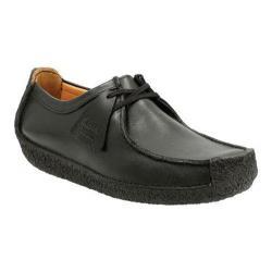 Men's Clarks Natalie Black Leather