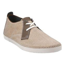 Men's Clarks Neelix Vibe Sand Canvas