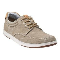 Men's Clarks Norwin Vibe Washed Olive Canvas