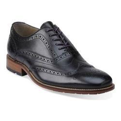 Men's Clarks Penton Limit Black Leather