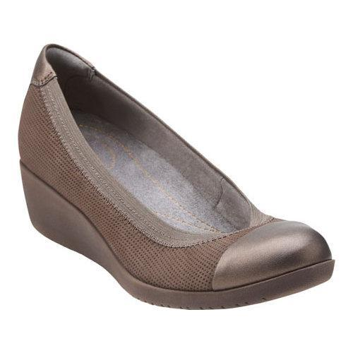 95b75481452b Shop Women s Clarks Petula Sadie Cap Toe Shoe Taupe Nubuck Leather ...