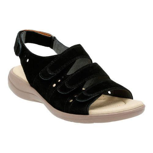 Womens Sandals Clarks Saylie Witman Black