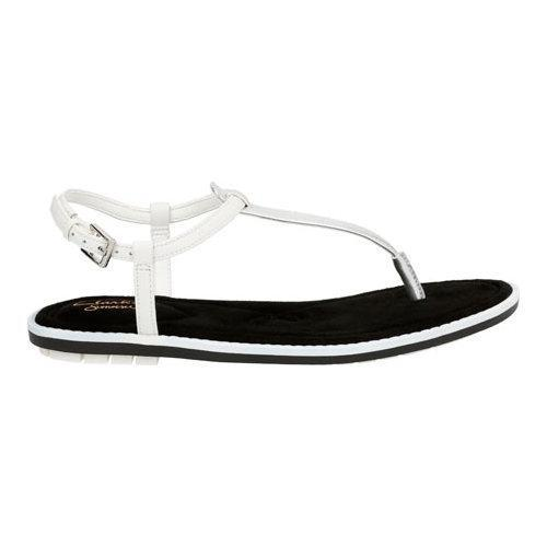 6153bdfaec9 ... Thumbnail Women  x27 s Clarks Seattle Spice Thong Sandal White Silver  Leather ...
