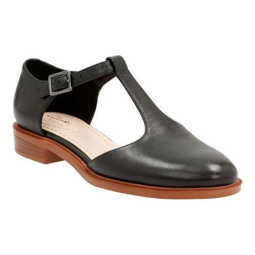 b2aac5820fe Shop Women s Clarks Taylor Palm Closed Toe Sandal Black Full Grain Leather  - Free Shipping Today - Overstock - 11785481