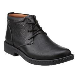 Men's Clarks Stratton Limit Black Leather