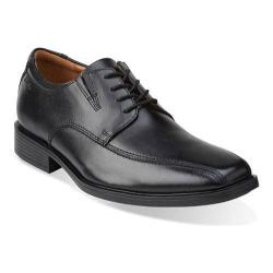 Men's Clarks Tilden Walk Oxford Black Leather