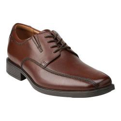 Men's Clarks Tilden Walk Oxford Brown Leather