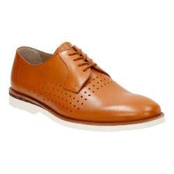 Men's Clarks Tulik Edge Oxford Tan Leather