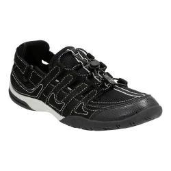 Women's Clarks Vailee Frost Sneaker Black Nubuck