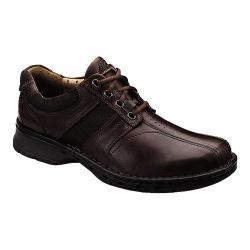 Men's Clarks Un.Coil Brown Leather