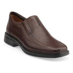 Men's Clarks Un.Sheridan Dark Brown Leather