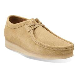 Men's Clarks Wallabee Maple Suede