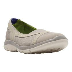 Women's Cobb Hill FitSpa Ballet Flat Taupe Synthetic