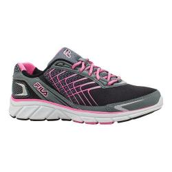 Women's Fila Memory Core Callibration 3 Running Shoe Black/Monument/Sugar Plum