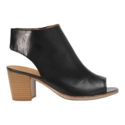 Women's Gabor 21-630 Sandal Black Leather