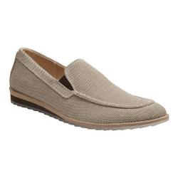 Men's GBX Flix Slip-On Beige Canvas