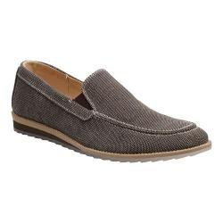 Men's GBX Flix Slip-On Brown Canvas