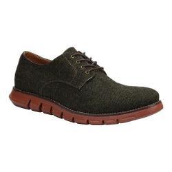 Men's GBX Haris Lace Up Shoe Olive/Black Synthetic