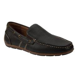 Men's GBX Ludlam 13489 Dark Brown Tumbled Semi