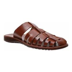 Men's GBX Slyder Slide Tan Leather