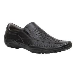 Men's GBX Strite Slip-On Black Polyurethane