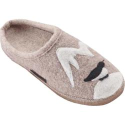 Women's Giesswein Anna House Slipper Natural