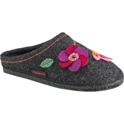 Women's Giesswein Flora House Slipper Charcoal