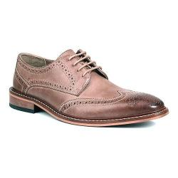 Men's Giorgio Brutini 4 Eyelet 282 Sportive Wing Tip 25069 Gray Sportive Leather