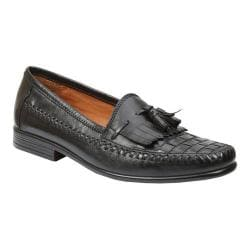 Men's Giorgio Brutini 67135 Black Vitello Leather