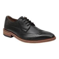 Men's Giorgio Brutini Wing Tip Oxford 25047 Black Porto