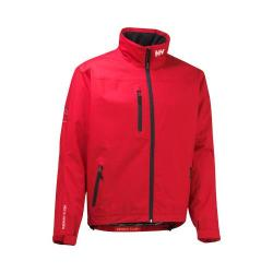 Men's Helly Hansen Crew Midlayer Jacket Red