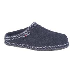 Haflinger AS Classic Slipper Charcoal