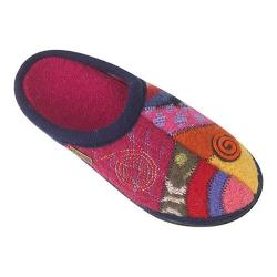 Women's Haflinger Calypso Strawberry