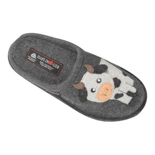 c9aa0aa10db Shop Women s Haflinger Molly Grey - Free Shipping Today - Overstock ...