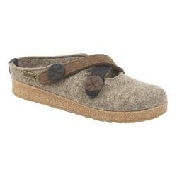 Women's Haflinger Janie Grizzly Clog Earth