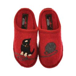 Women's Haflinger Kitty Red