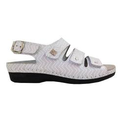Women's Helle Comfort 356-F White Leather
