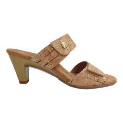 Women's Helle Comfort Ela Sandal Cork Leather